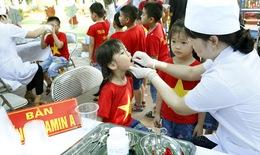 Báo động trẻ em Việt bị thừa cân, béo phì gia tăng nhanh chóng
