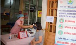 TP. Yên Bái thực hiện giãn cách xã hội phòng COVID-19 kể từ 0h00' ngày 03/5/2021