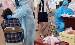 Lào Cai: Tăng cường truy vết và lấy mẫu xét nghiệm cho người có nguy cơ