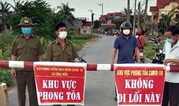 Sở Y tế Hải Phòng: Thông tin nhanh về ca bệnh COVID-19 huyện Vĩnh Bảo