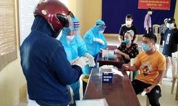 Hải Phòng huy động lấy mẫu xét nghiệm 5 xã của huyện Vĩnh Bảo