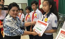 """Vedan Việt Nam trao học bổng cho hơn 200 học sinh, sinh viên """"Vượt khó học tập"""""""