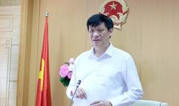 """Quyền Bộ trưởng Nguyễn Thanh Long: """"Mỗi cơ sở y tế là một pháo đài vững chắc, mỗi cán bộ y tế là một chiến sĩ chống dịch COVID-19"""""""