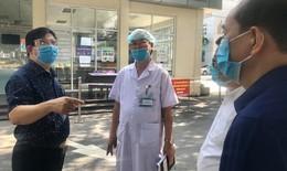 Bộ Y tế lập 5 đoàn kiểm tra đánh chất lượng, an toàn chống dịch COVID-19 tại bệnh viện