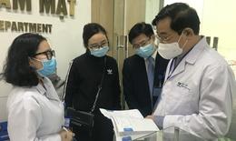 Người bệnh phàn nàn với đoàn kiểm tra, Giám đốc Bệnh viện yêu cầu rà soát ngay trong đêm