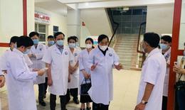 Phải coi tất cả người đến khám là F0 để sàng lọc kỹ, bảo vệ bệnh viện an toàn