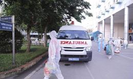 Bệnh viện K: Di chuyển 500 người bệnh, người nhà đến khu cách ly tập trung để đảm bảo giãn cách