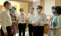 Thủ tướng: Tạo thuận lợi nhất cho nghiên cứu, chuyển giao công nghệ, sản xuất vắc xin phòng COVID-19