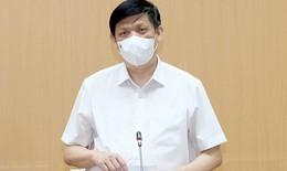 Bộ trưởng Nguyễn Thanh Long: Bộ Y tế chuẩn bị mọi kịch bản ứng phó với dịch COVID-19 khi thực hiện Chỉ thị 16 tại các tỉnh, thành miền Nam