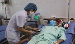 Nam bệnh nhân nhân mắc bệnh máu ở Hà Nội được Quỹ BHYT thanh toán hơn 2 tỷ đồng mỗi năm
