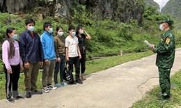 Biên phòng Tây Ninh, phát hiện nhiều trường hợp nhập cảnh trái phép