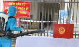 TP Đà Nẵng: Chuẩn bị tốt cho ngày bầu cử tại khu vực cách ly
