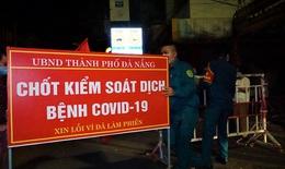 Khu dân cư xung quanh vũ trường New Phương Đông TP Đà Nẵng đã được dỡ phong tỏa