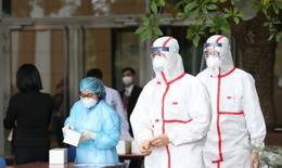 F2 nghi mắc COVID-19, Long An phong tỏa Bệnh viện Cần Đước