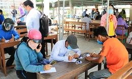 An Giang ghi nhận một tài xế dương tính SARS-CoV-2 khai báo không trung thực