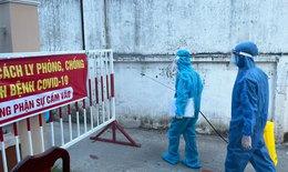 Thiết lập cách ly y tế toàn bộ phường Linh Xuân và Hiệp Bình Phước, TP Thủ Đức
