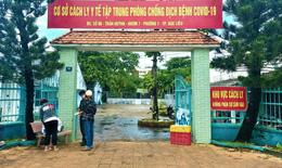 Bạc Liêu: Tiếp nhận cách ly 42 người dân về từ Thành phố Hồ Chí Minh