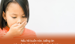 Biếng ăn, buồn nôn: Coi chừng trẻ bị viêm amidan