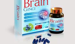 Brain Ginci – hỗ trợ hồi phục cho người đột quỵ não do tắc mạch