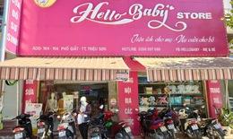 Hello Baby – Thiên đường sản phẩm cho mẹ và bé yêu