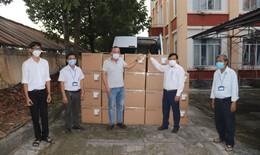Sun Group gấp rút ủng hộ Tây Ninh hơn 10 tỷ đồng trang thiết bị y tế chống dịch COVID-19