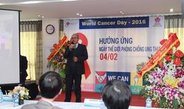 Hưởng ứng ngày thế giới phòng chống ung thư