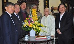 Tri ân các lương y nhân Ngày thầy thuốc Việt Nam