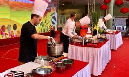 Giao lưu trình diễn ẩm thực Việt Nam và thế giới