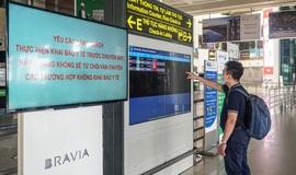 Từ hôm nay (21/10), tăng tần suất đường bay Hà Nội - Đà Nẵng và TP.HCM