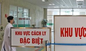 Ngày 16/10: Có 3.221 ca mắc COVID-19 tại 48 tỉnh, thành phố, giảm 578 ca so với hôm qua