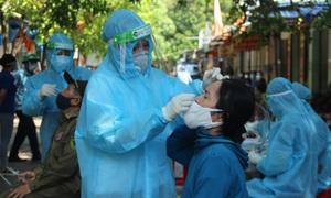 Ngày 24/10: Có 4.045 ca mắc COVID-19 tại 47 tỉnh, thành; thêm 386.400 liều vaccine AstraZeneca về Việt Nam