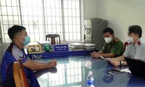 Lên facebook 'xúi' người dân không tiêm vaccine COVID-19, phạt 7,5 triệu đồng