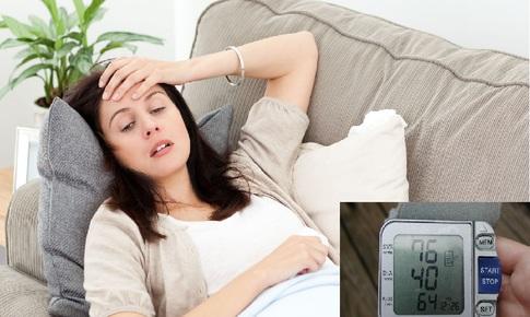 Huyết áp thấp có nguy hiểm, dùng thuốc thế nào?