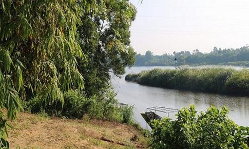 2 vợ chồng đột nhiên mất tích khi đang bủa lưới trên sông