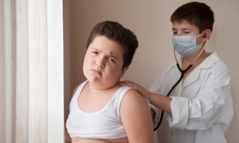 Dinh dưỡng sai cách khiến trẻ chưa kịp cao đã béo phì