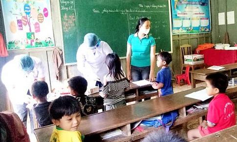 Phát hiện 3 người mắc bệnh bạch hầu ở Nghệ An