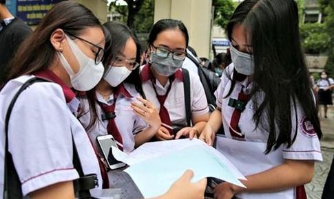 Bộ GD&ĐT điều chỉnh lịch tuyển sinh đại học