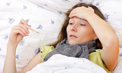 Những sai lầm thường gặp khi bị sốt
