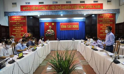 Nguy cơ bùng phát dịch COVID-19 ở Tây Ninh là rất lớn