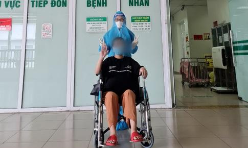 Thai phụ trẻ tuổi mắc COVID-19 đông đặc phổi, bão Cytokine hồi phục kỳ diệu