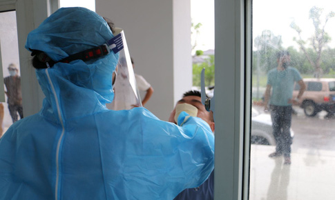 24h qua, Hà Nội có thêm 57 ca bệnh COVID-19