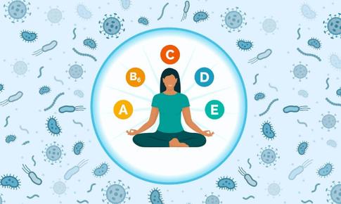 Bổ sung vitamin và khoáng chất hỗ trợ nâng cao đề kháng