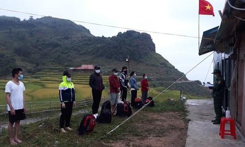 Phát hiện nhiều nhóm người nhập cảnh trái phép vào Việt Nam qua các đường mòn, lối mở