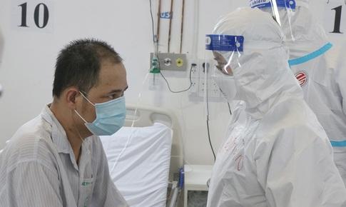 Ám ảnh câu hỏi của bệnh nhân COVID-19: 'Bao giờ em chết?'