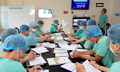 BV TW Huế sẵn sàng tiếp nhận bệnh nhân COVID-19 nặng ở miền Trung