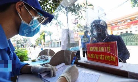 58 người ở Hà Nội phát hiện dương tính SARS-CoV-2 ngày 3/9