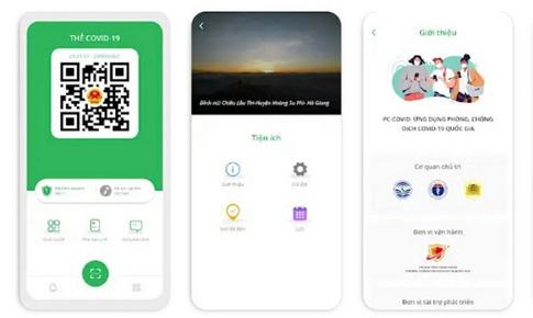 Khánh Hòa thí điểm sử dụng thẻ xanh, thẻ vàng của ứng dụng Bluezone