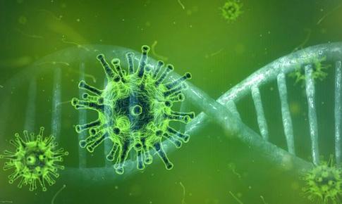 Nhận biết trẻ bị lây nhiễm virus