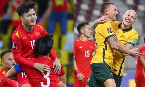 """Việt Nam vs Australia: """"Chúng tôi sẽ tiếp tục chiến đấu"""""""