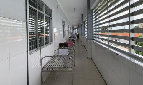 Tiền Giang mở rộng thêm 100 giường điều trị, đáp ứng nhu cầu thu dung điều trị bệnh nhân COVID-19